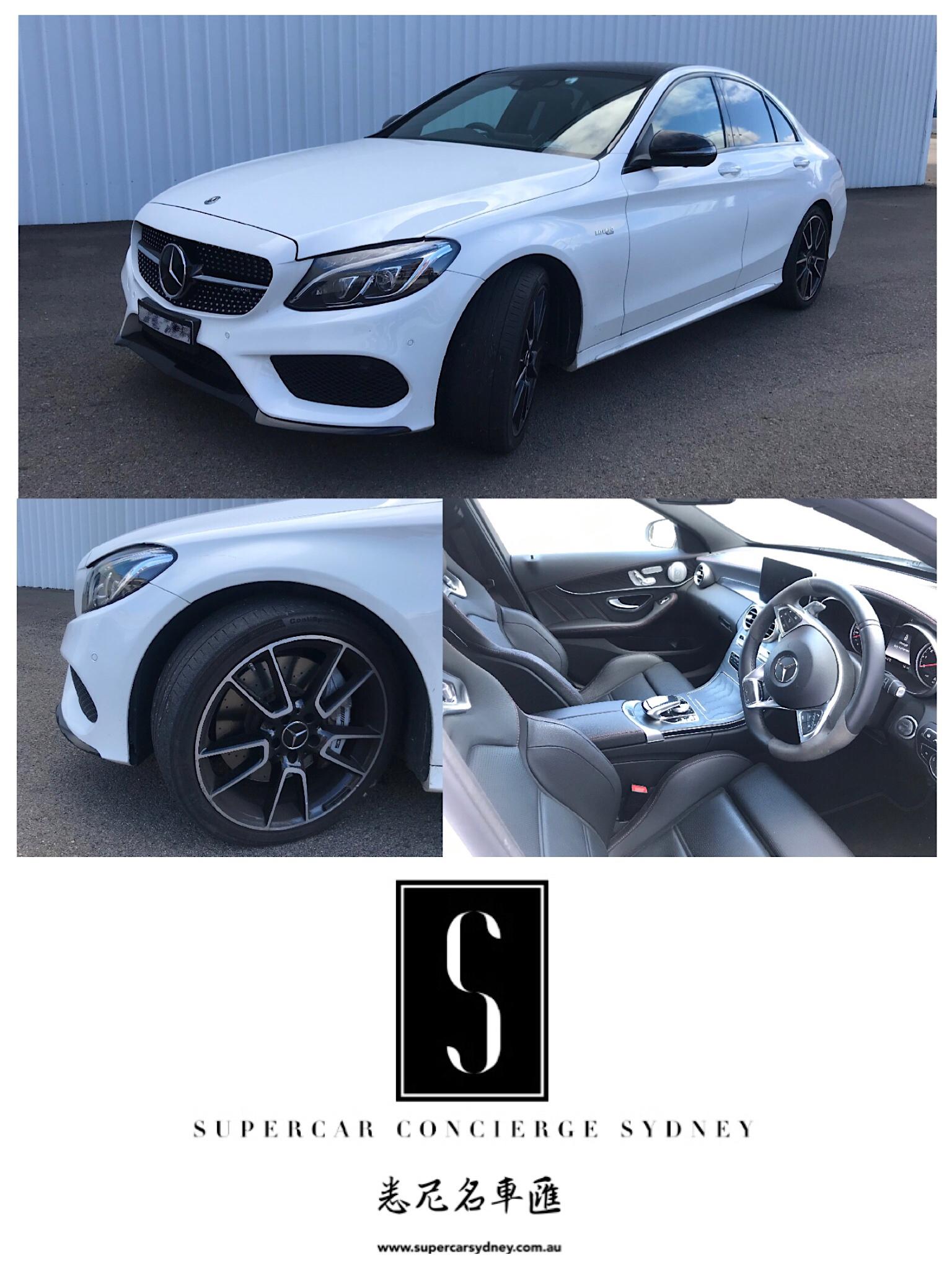 Benz MY18 Mecerdes C43 AMG