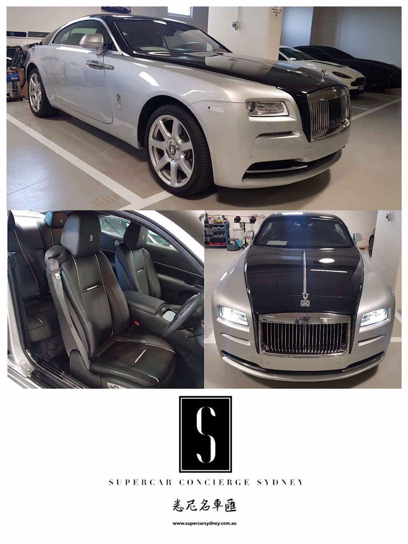 2015 Rolls Royce Wraith V12