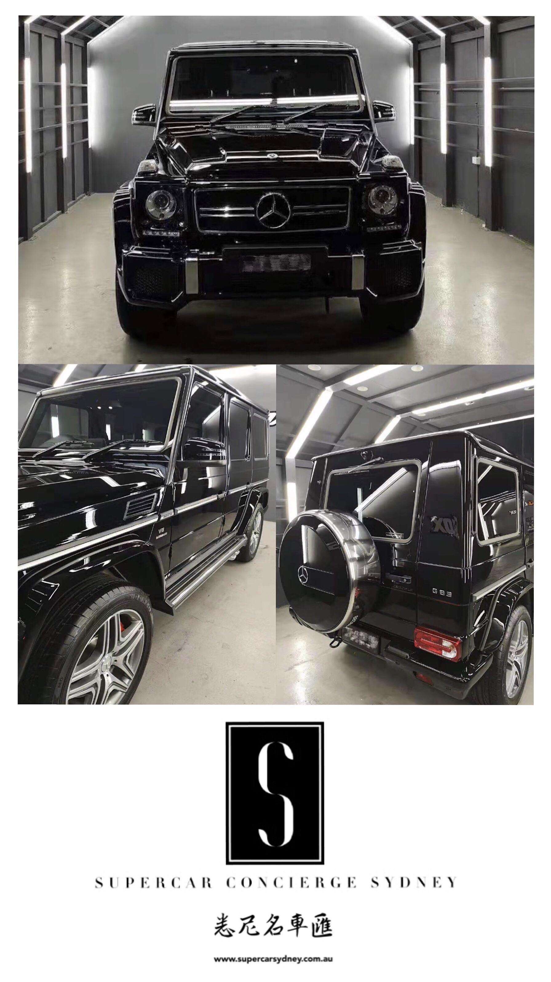 2018 Benz G63