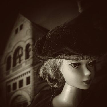 Traveling Barbie