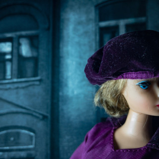 Barbie: Woman of Mystery.