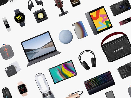 Shop with the best electronics companies in Ghana through Fonola Mall's electronics zone