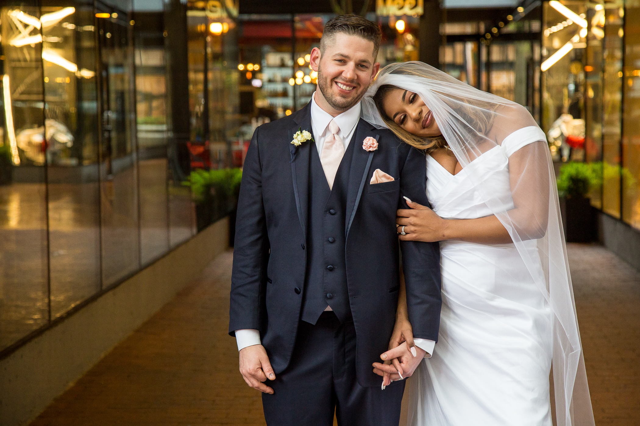 Gastown Vancouver Wedding Photos