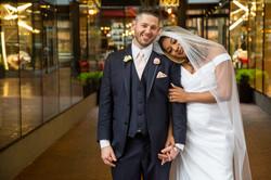 Gastown Vancouver Wedding Photos