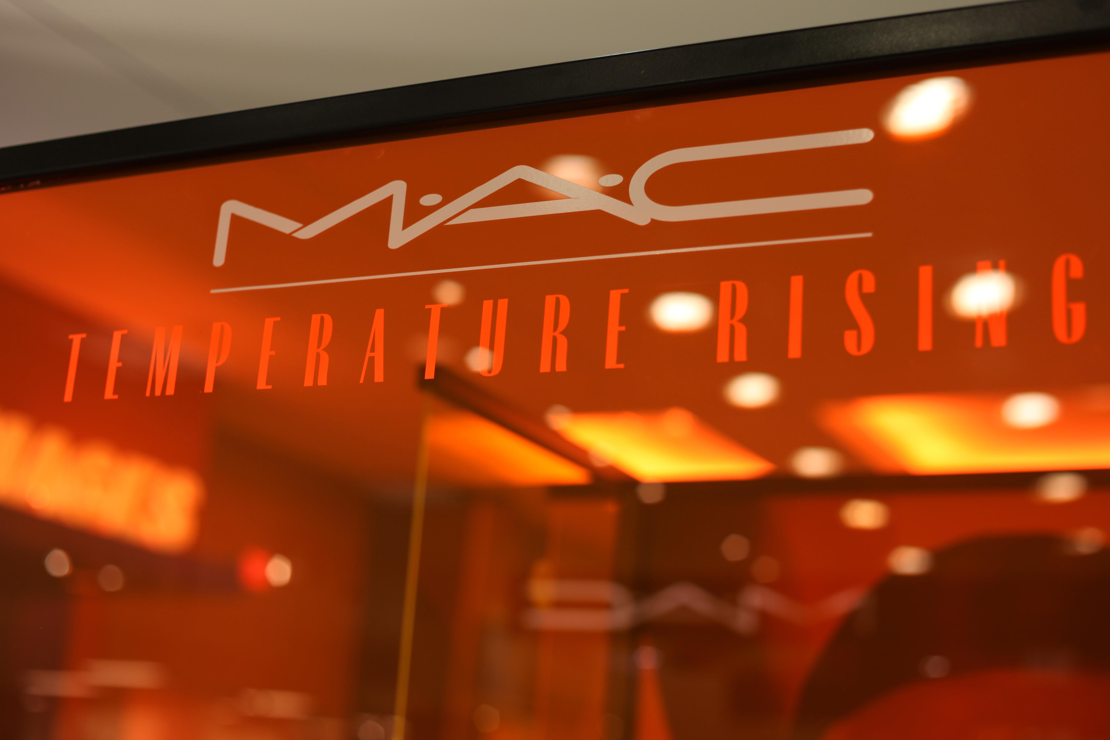 MAC Temperature Rising Event
