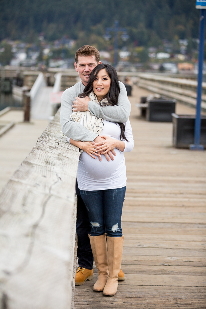 Jane & Ryan Maternity Photo Shoot