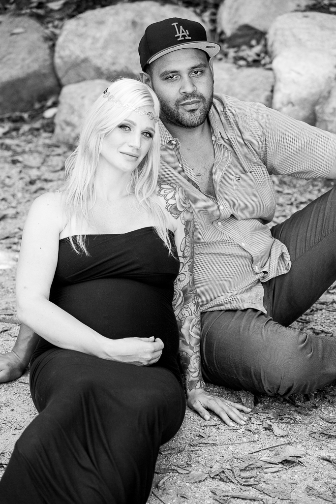 Chelsea Maternity Photo Shoot
