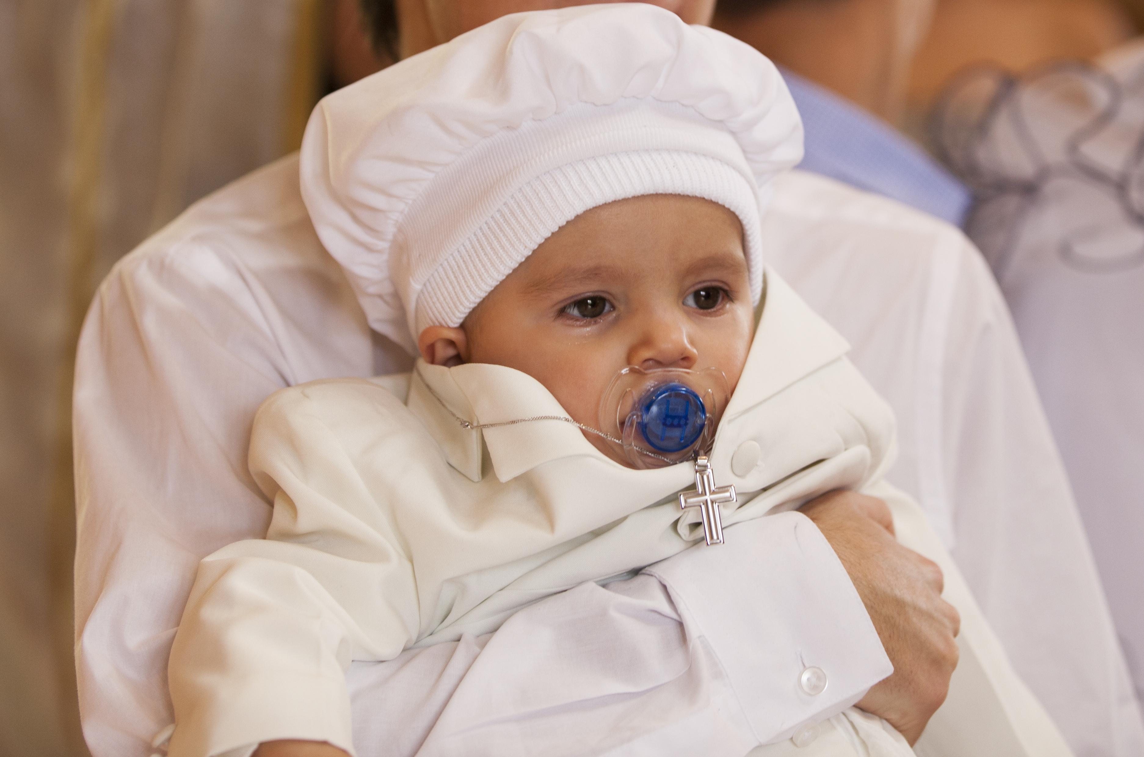 Baby Ari Baptism