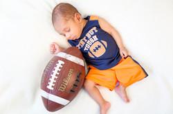 Baby Tion Newborn Photos