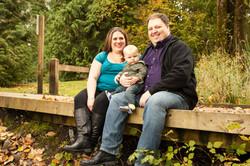 Nugent Family Fall Photos