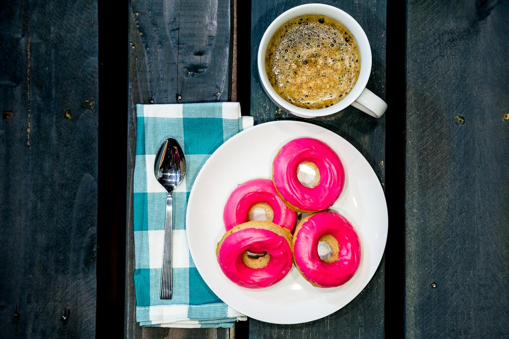 The Daily Hoopla Vegan Doughnuts