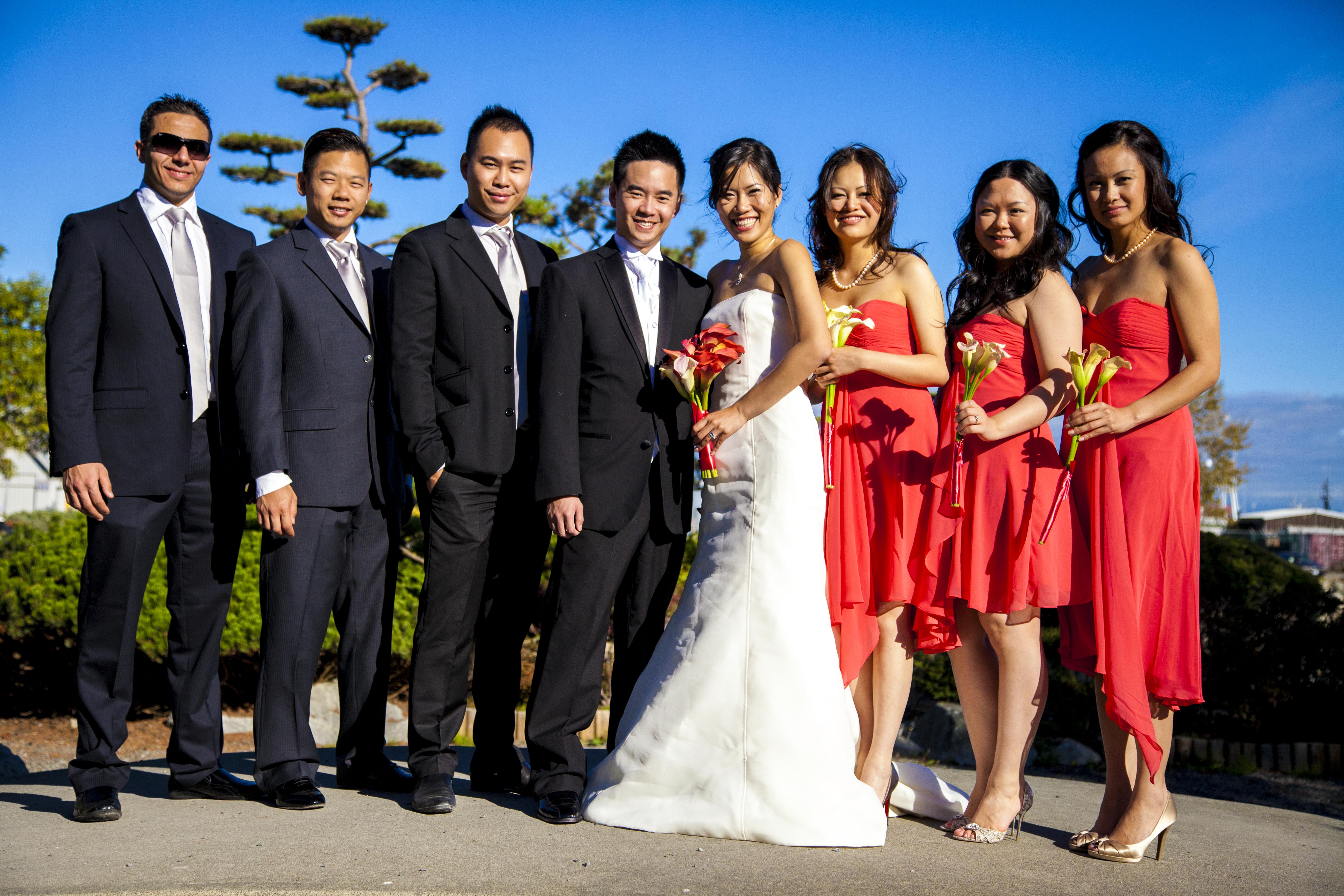 Taryn & Kenny Wedding
