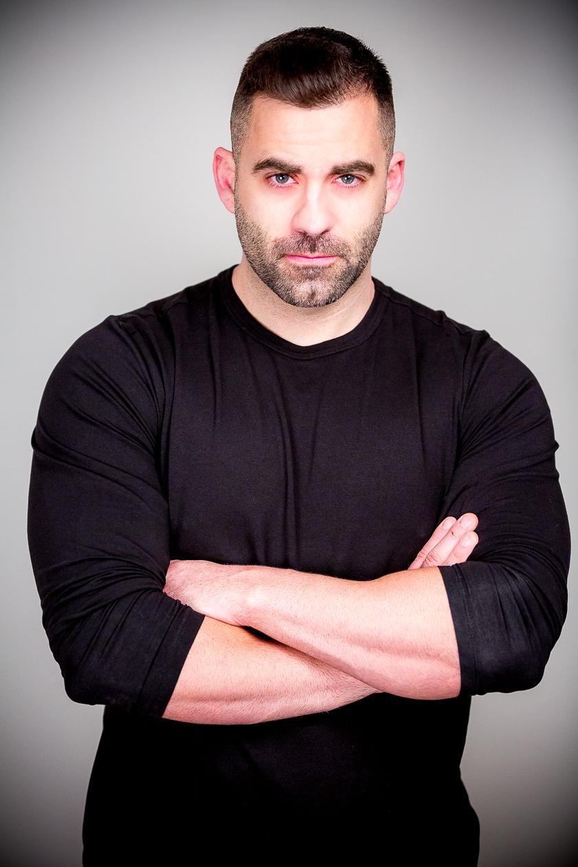 Stunt Performer & Actor Headshots