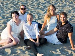 Jericho Beach Family Photos