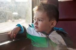 Lucian Child Portrait Session