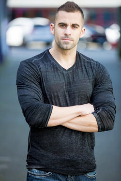 Stunt Performer & Actor Headshots