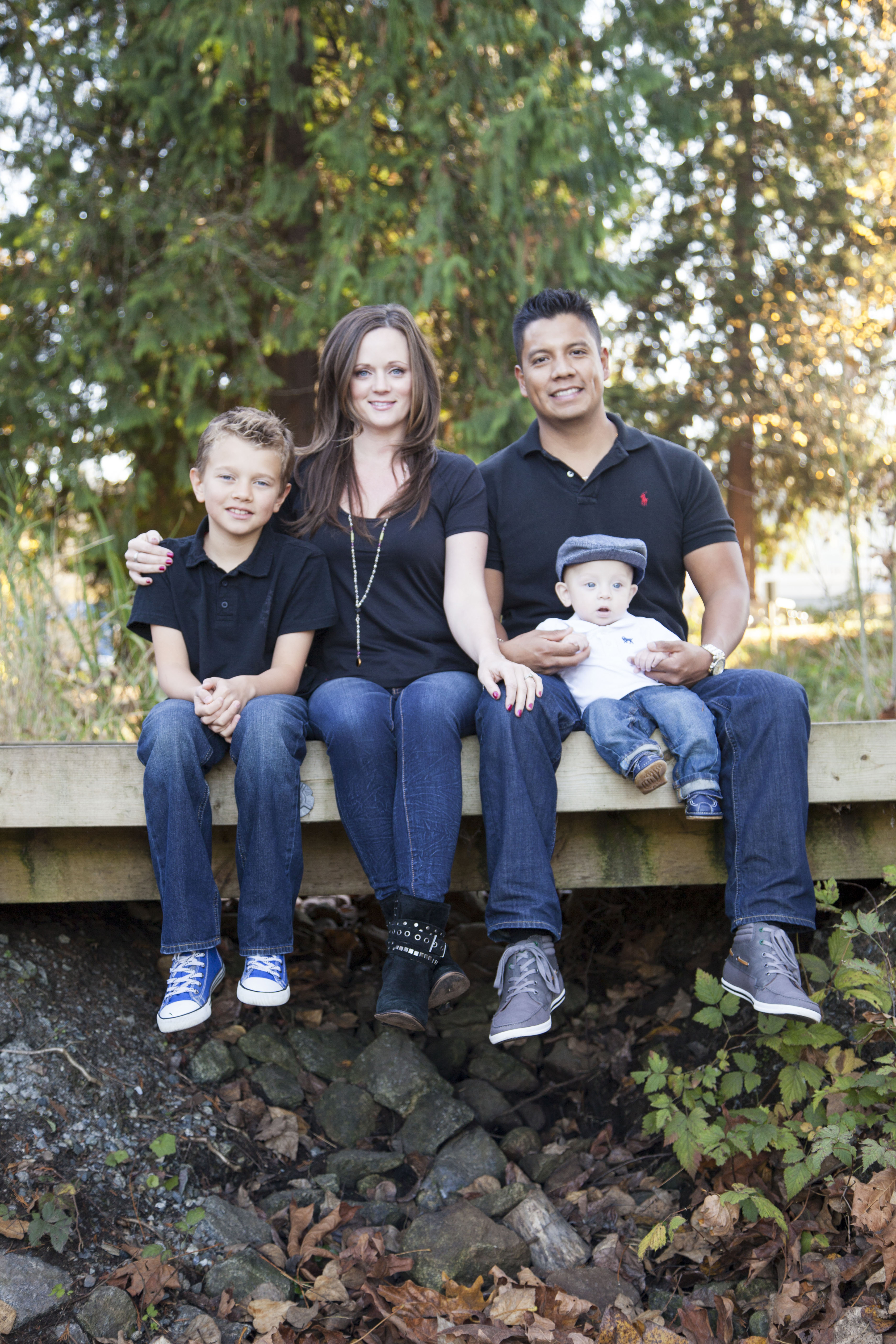 Diaz Family Fall Photos