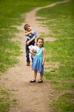 Dickie Family Photos Williams Park