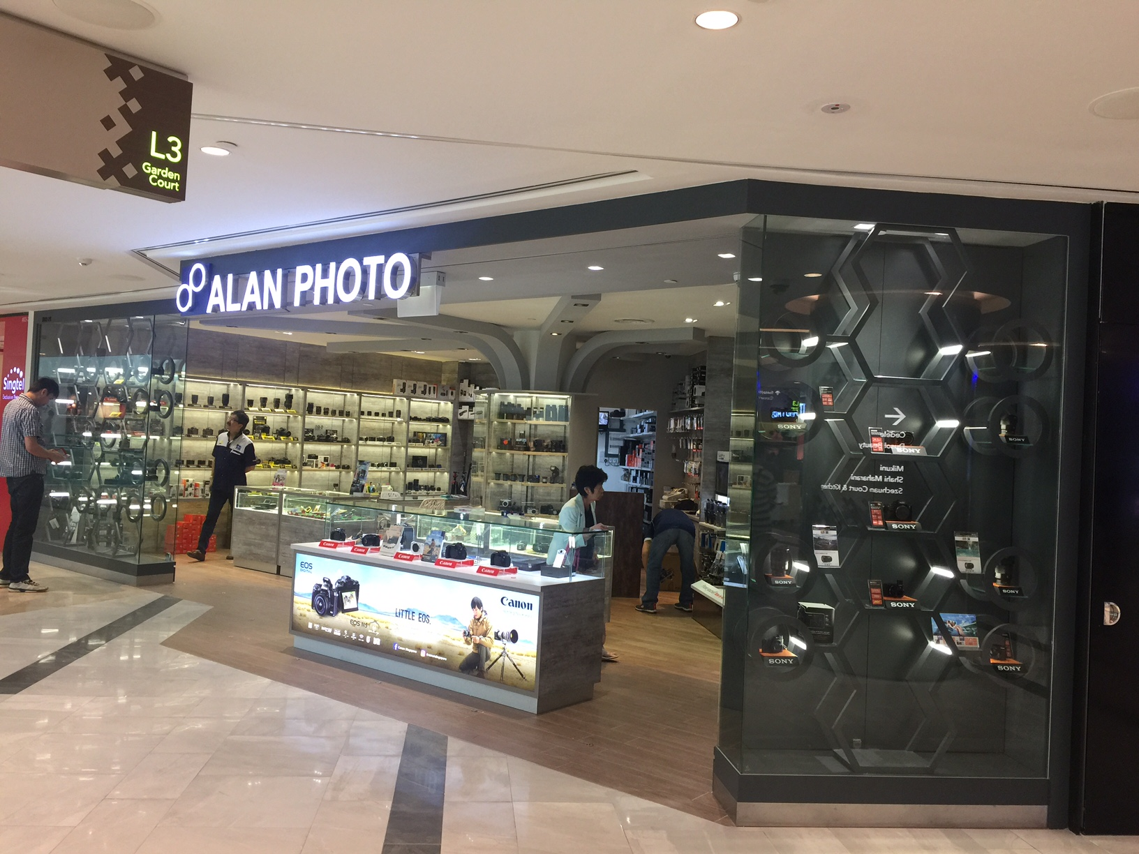 Alan Photo (Raffles City)
