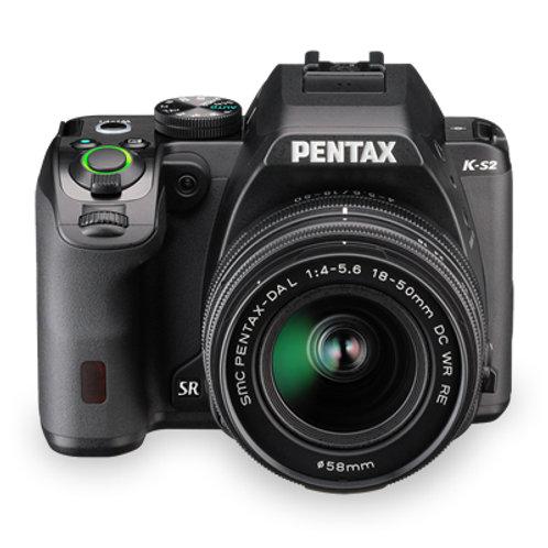 PENTAX K-S2 /w 18-50 DC WR RE