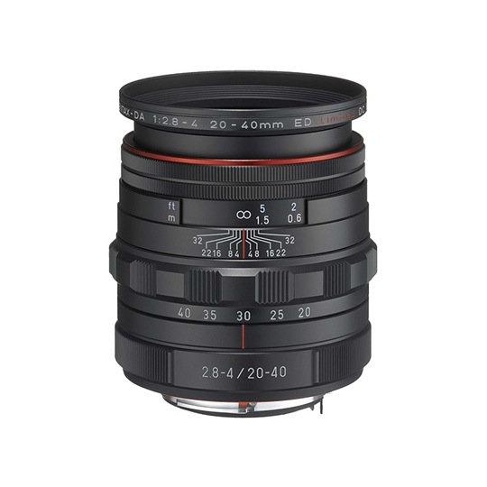 HD PENTAX-DA 20-40mmF2.8-4ED Limited DC WR-APSC