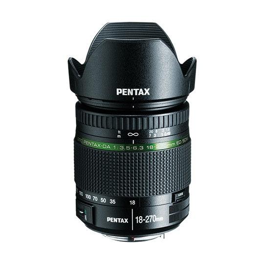 smc PENTAX-DA 18-270mmF3.5-6.3ED SDM (APSC)