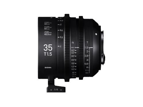 35mm T1.5 FF HIGH SPEED PRIME