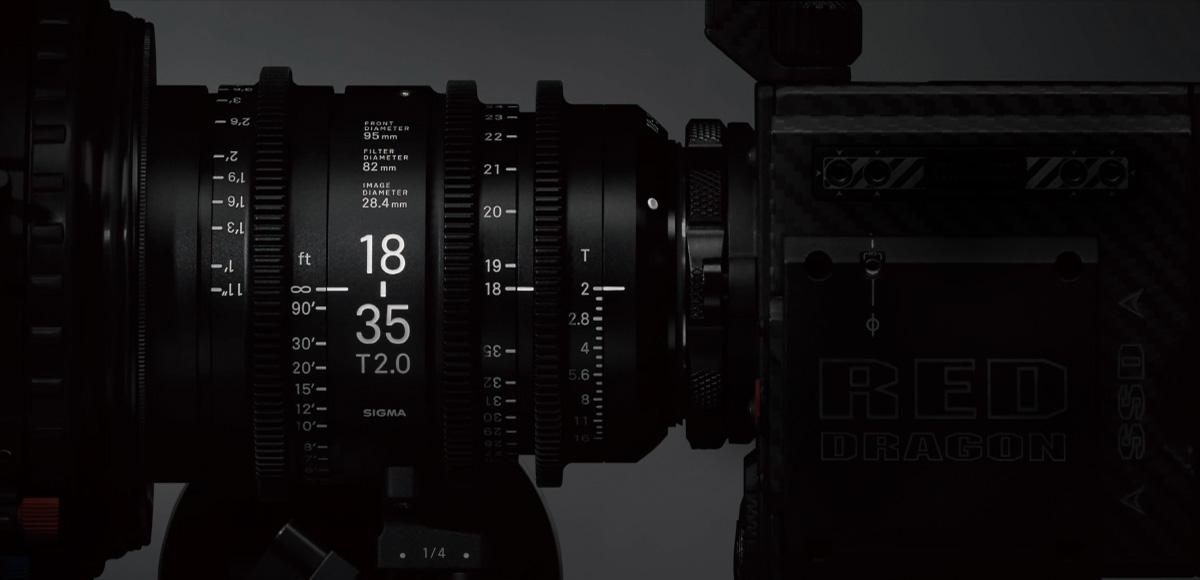 Sigma Cine Lens