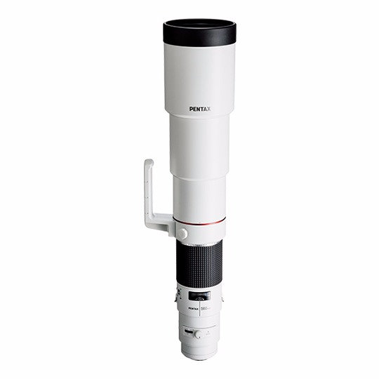 HD PENTAX-DA 560mmF5.6ED AW (APSC)