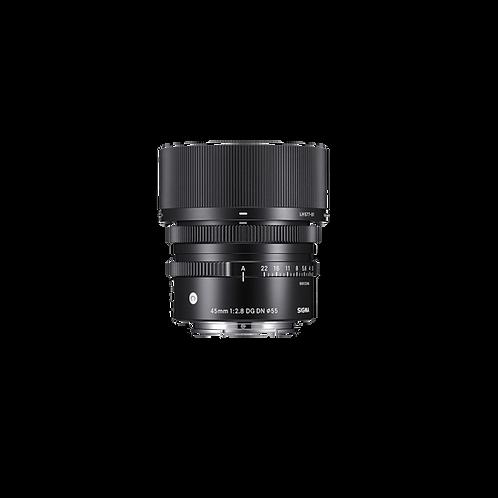 45mm F2.8 DG DN | Contemporary
