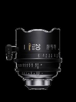 20mm T2.5