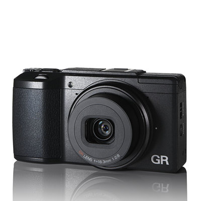 RICOH GR II (WiFi) High-End Compact