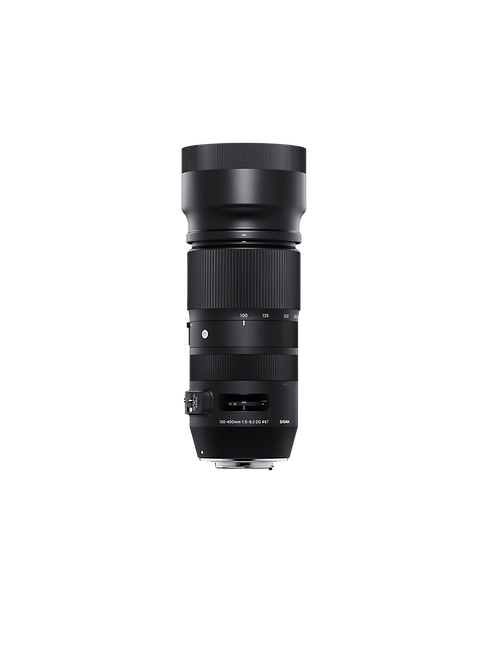 100-400mm F5-6.3 DG OS HSM | Contemporary