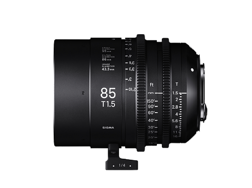 85mm T1.5 FF HIGH SPEED PRIME