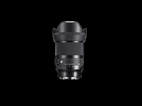 35mm F1.4 DG DN   Art