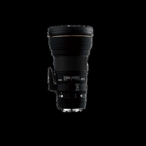 300mm F2.8 EX APO DG (HSM)*