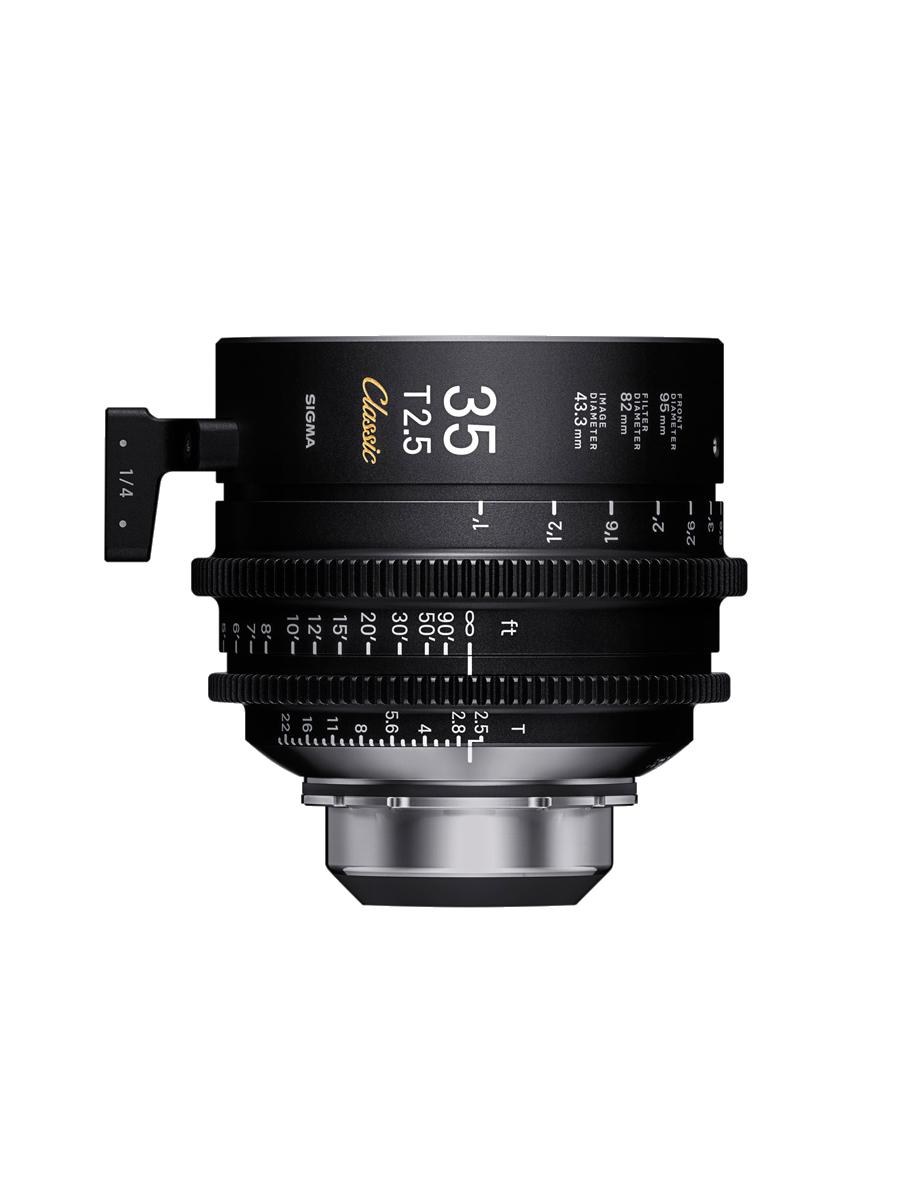 35mm T2.5