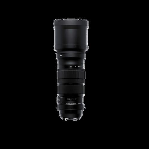 120-300mm F2.8 DG OS HSM | Sports