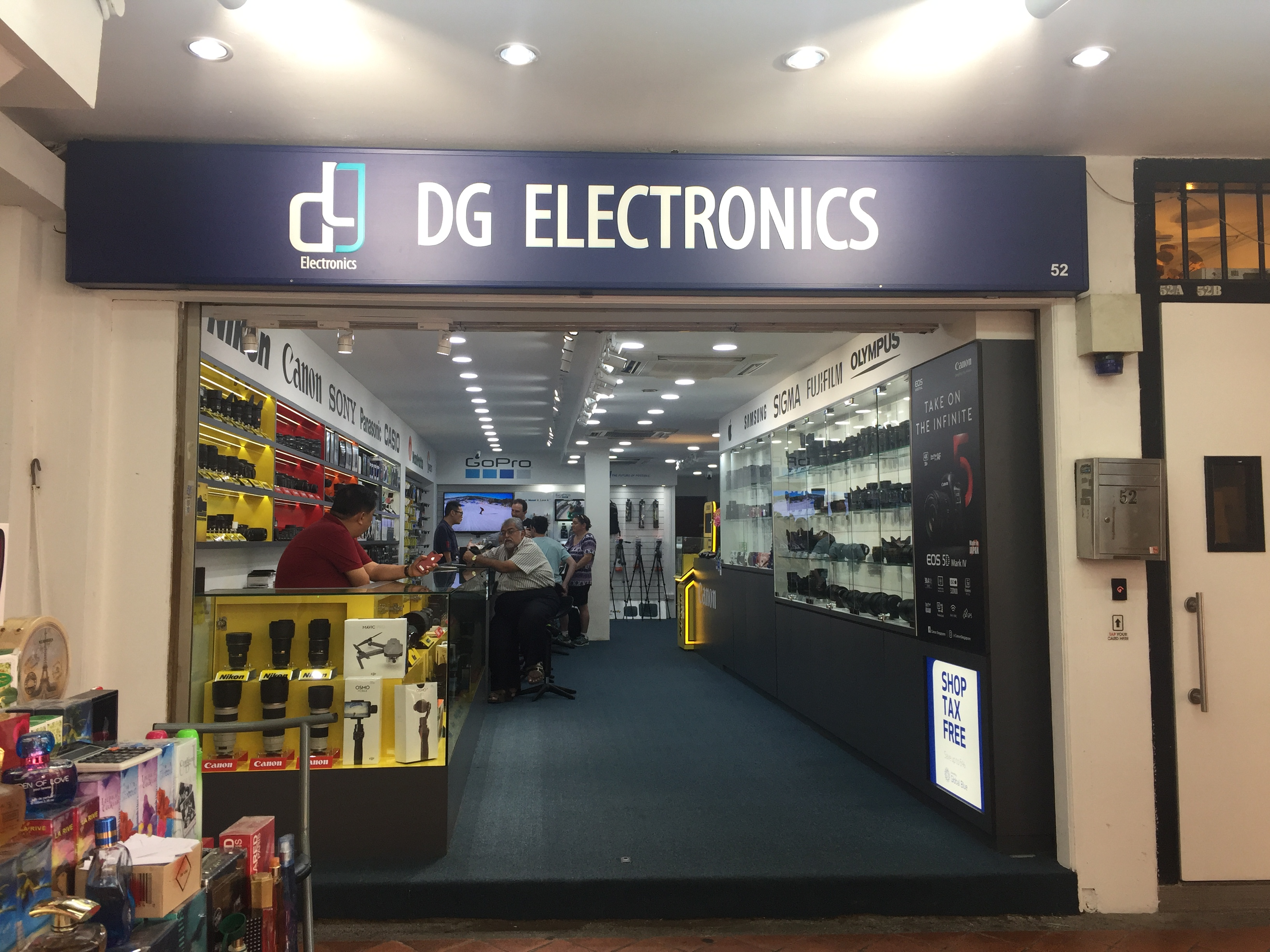 DG Electronics (China Town)