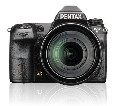 PENTAX K-3 II WR (Body)