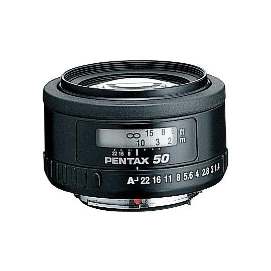 smc PENTAX-FA 50mm F1.4 SMC