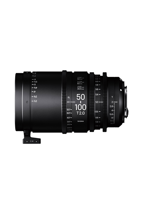 50-100mm T2.0 HIGH SPEED ZOOM