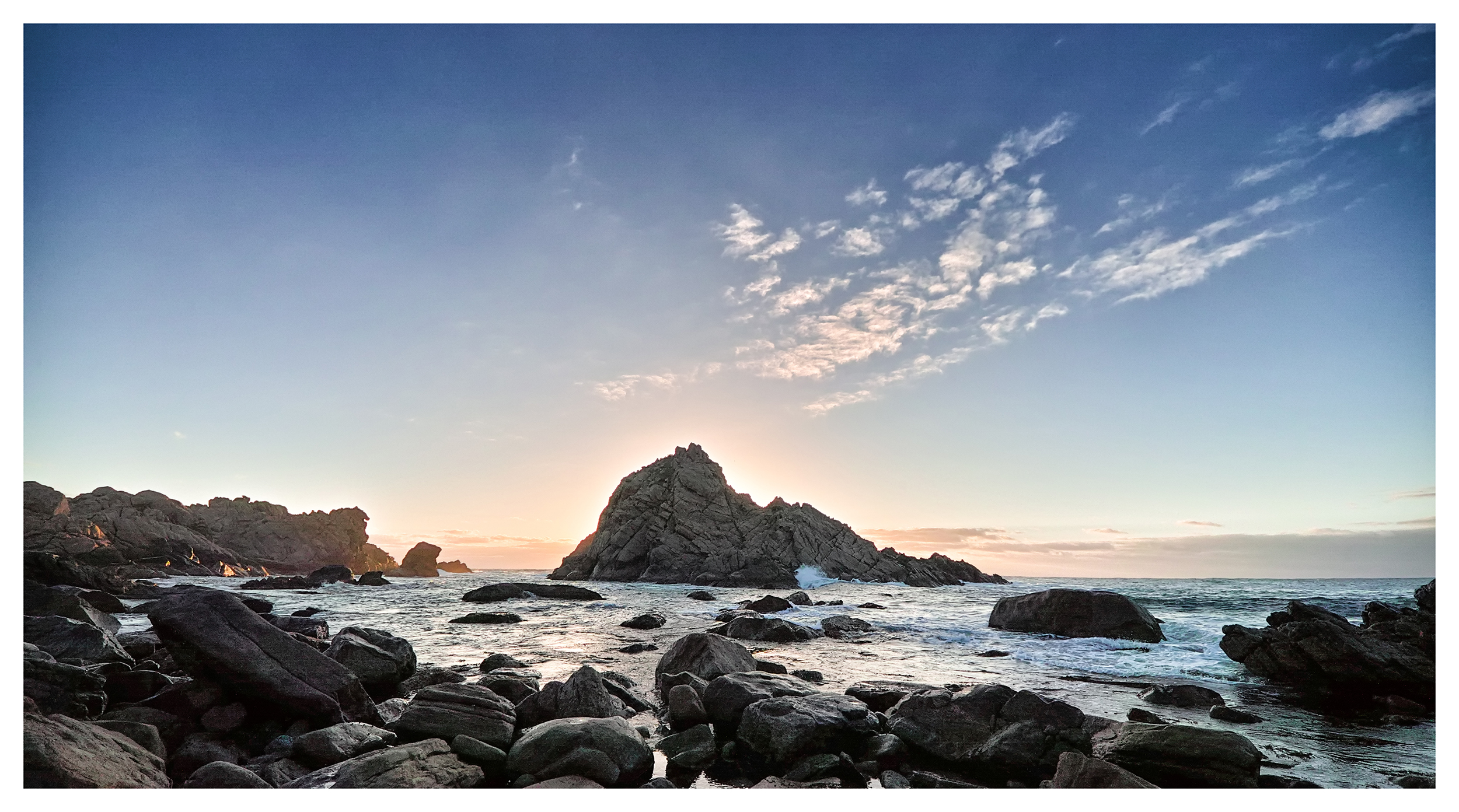 Sugar Loaf Rock 2
