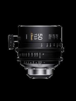 50mm T2.5