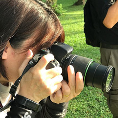 Pentax user shooting OTTERS