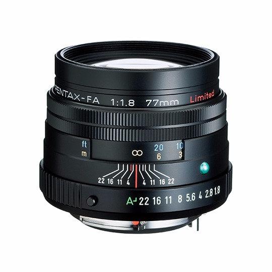 smc PENTAX-FA 77mmF1.8 Limited (35mm Full Frame APSC)