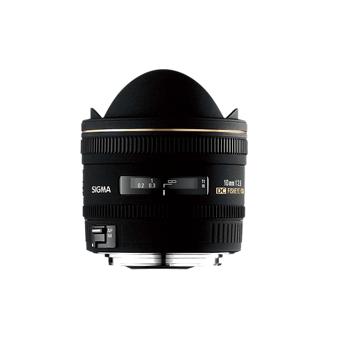 10mm F2.8 EX DC FISHEYE HSM