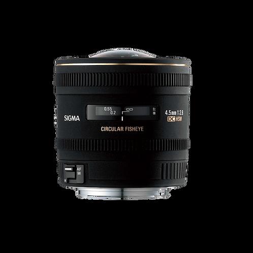 4.5mm F2.8 EX DC HSM Circular Fisheye