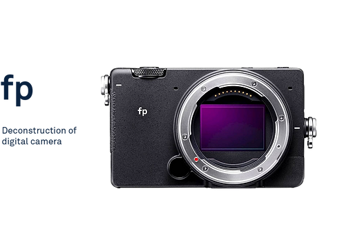 FP Digital Camera (Body only)