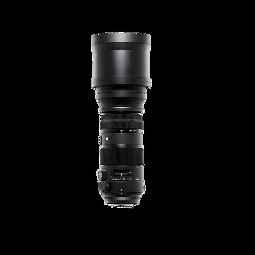 150-600mm F5-6.3 DG OS HSM | Sports